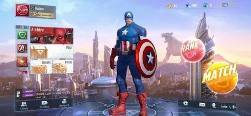 code game siêu anh hùng