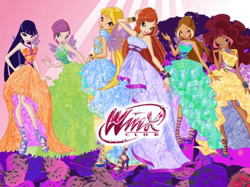 game trang điểm cho những nàng tiên winx xinh đẹp