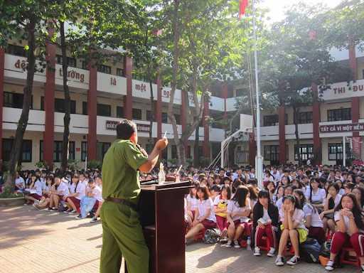tác hại của ma túy và trách nhiệm của học sinh trong phòng chống ma túy